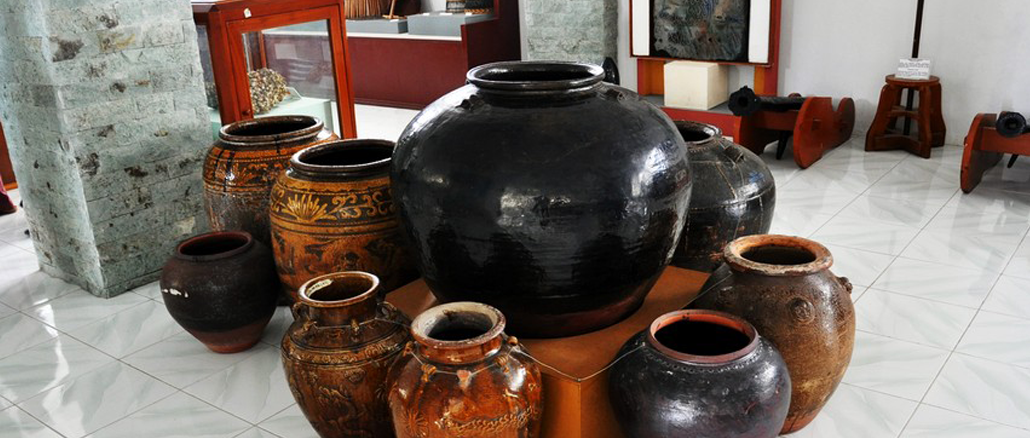 Tembikar Gampong Lima